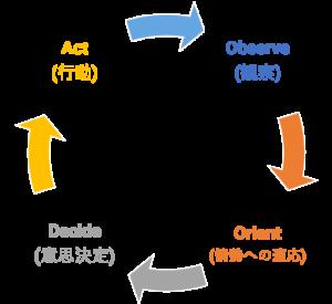 ウェブコンサルティング、OODA解説