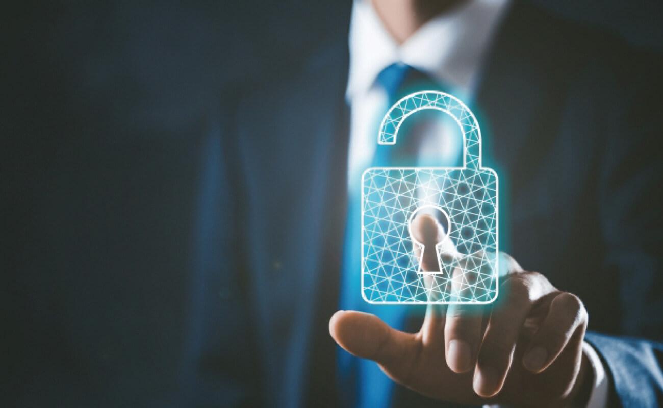 ウェブサイトのセキュリティーに関する写真