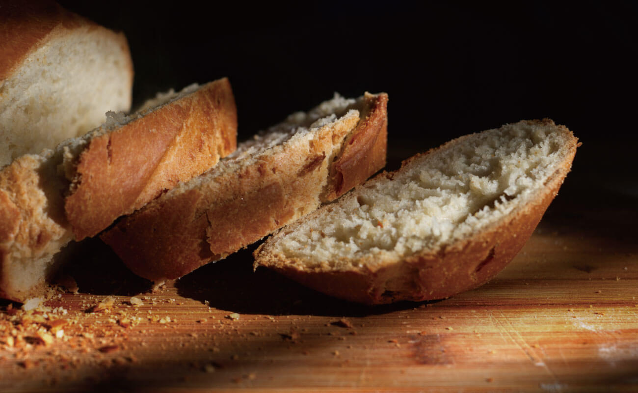 パンに関する写真