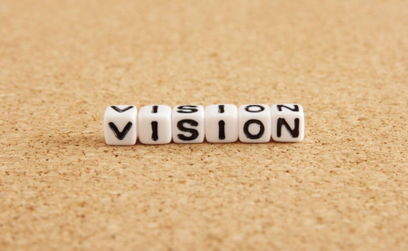 ビジョンに関する写真